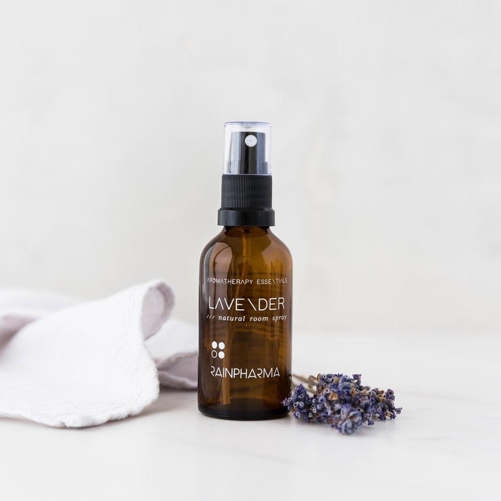 Natural Room Spray Lavender-1
