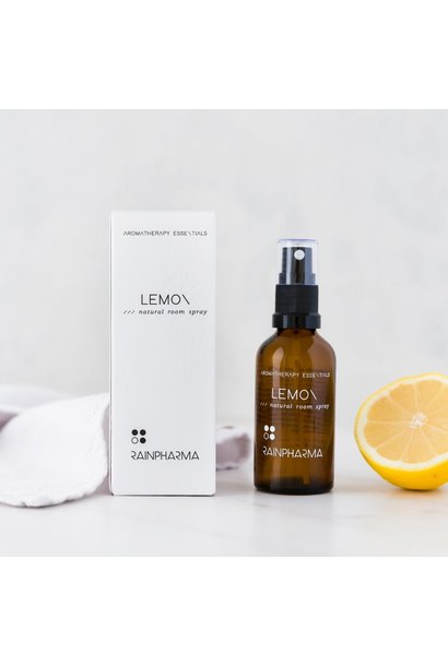 Natural Room Spray Lemon