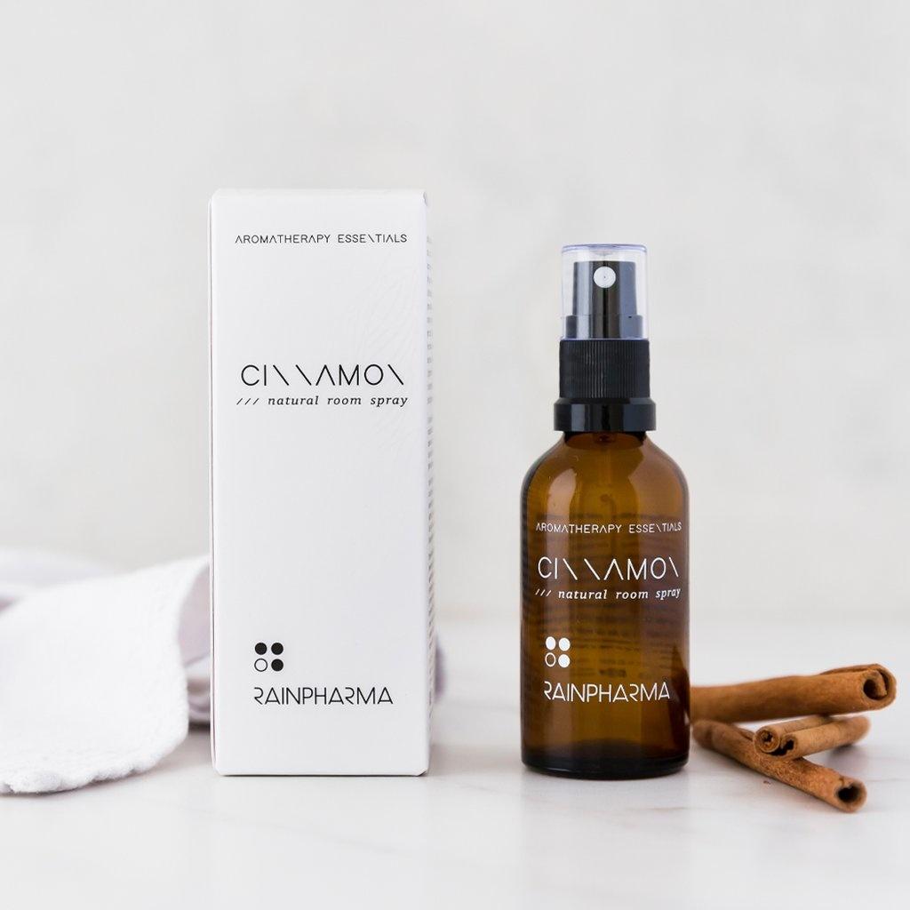Natural Room Spray Cinnamon-1