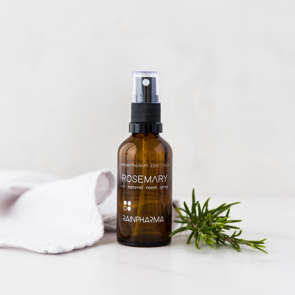 Natural Room Spray Rosemary-2