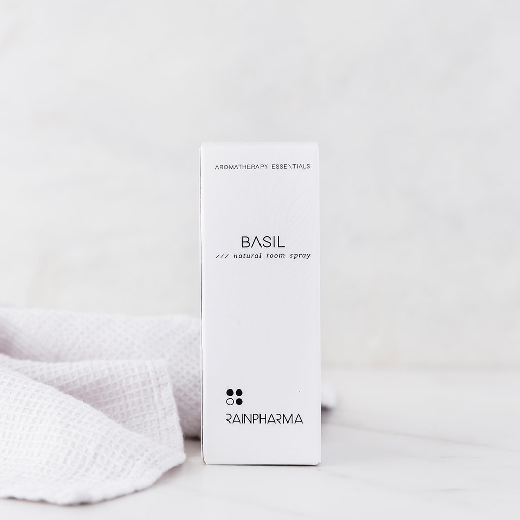Natural Room Spray Basil-1