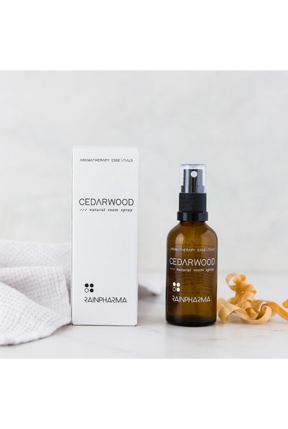 Natural Room Spray Cedarwood