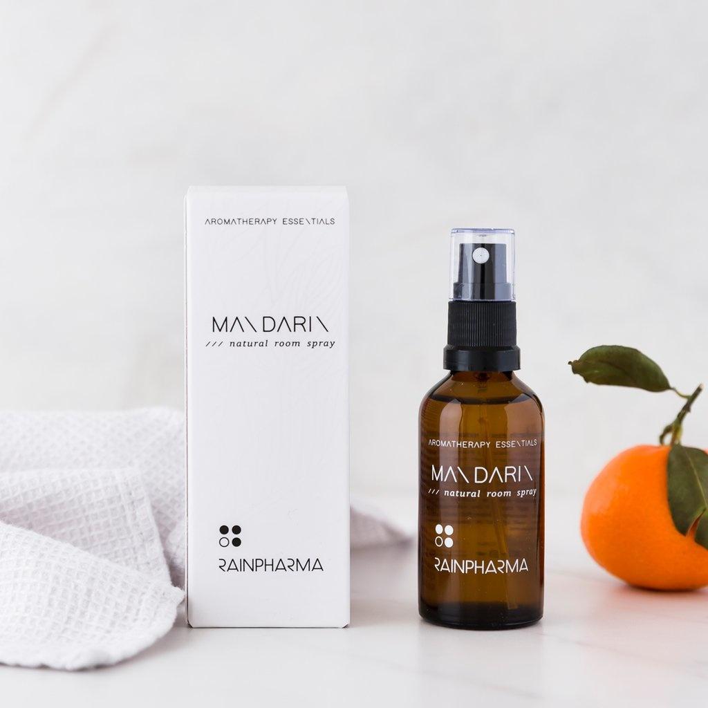 Natural Room Spray Mandarin-1