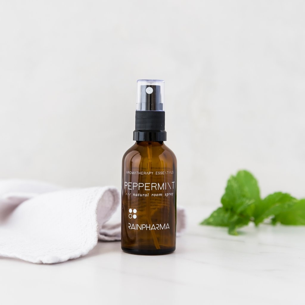 Natural Room Spray Peppermint-2