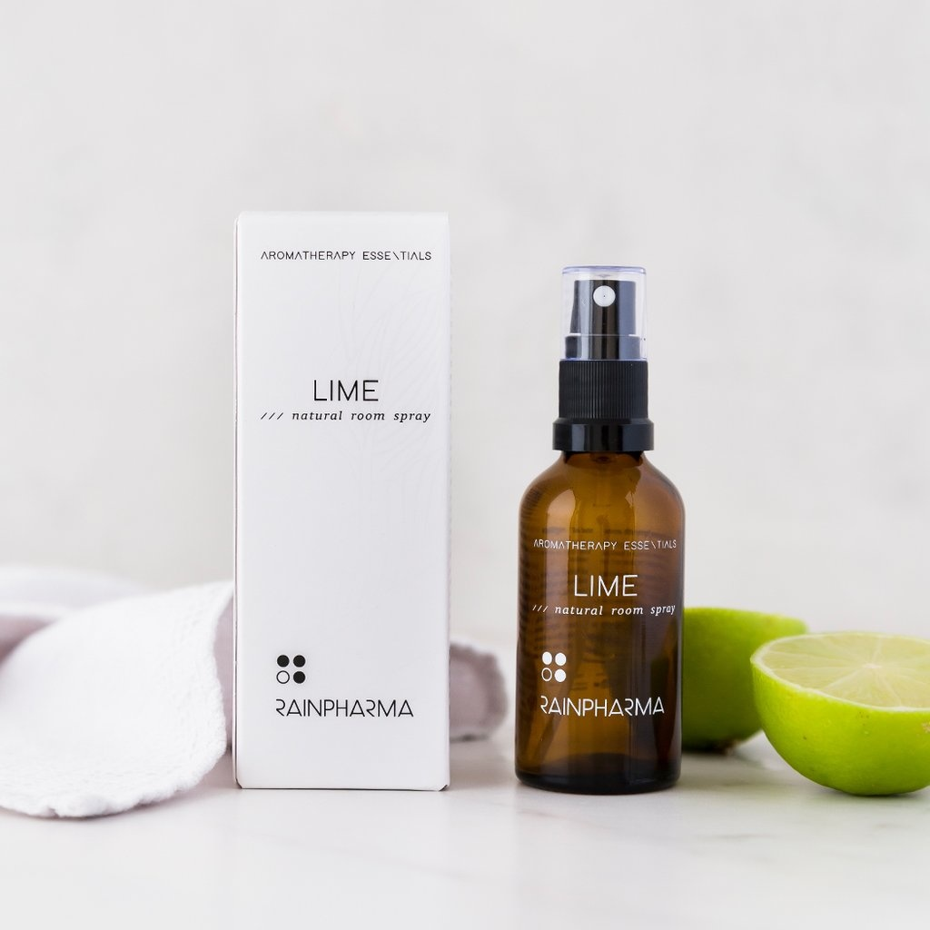 Natural Room Spray Lime-1