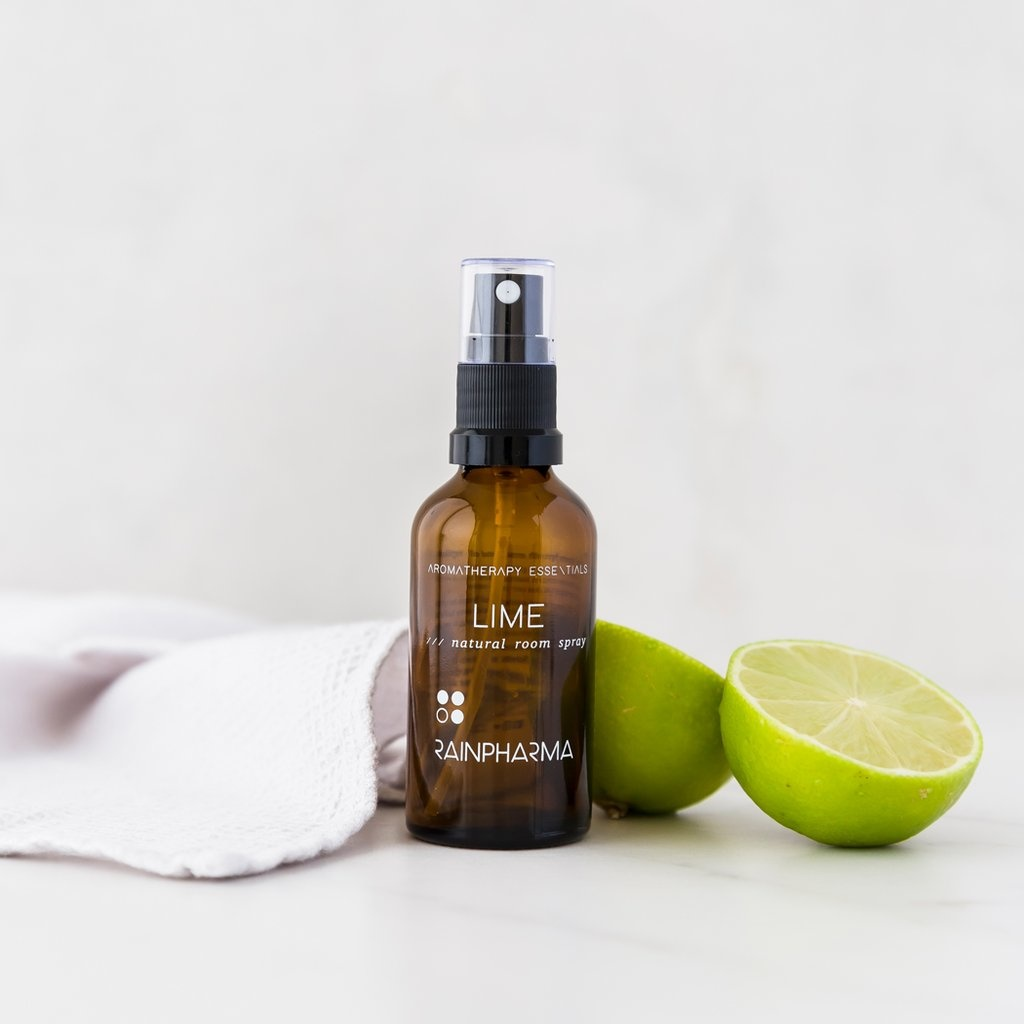 Natural Room Spray Lime-2