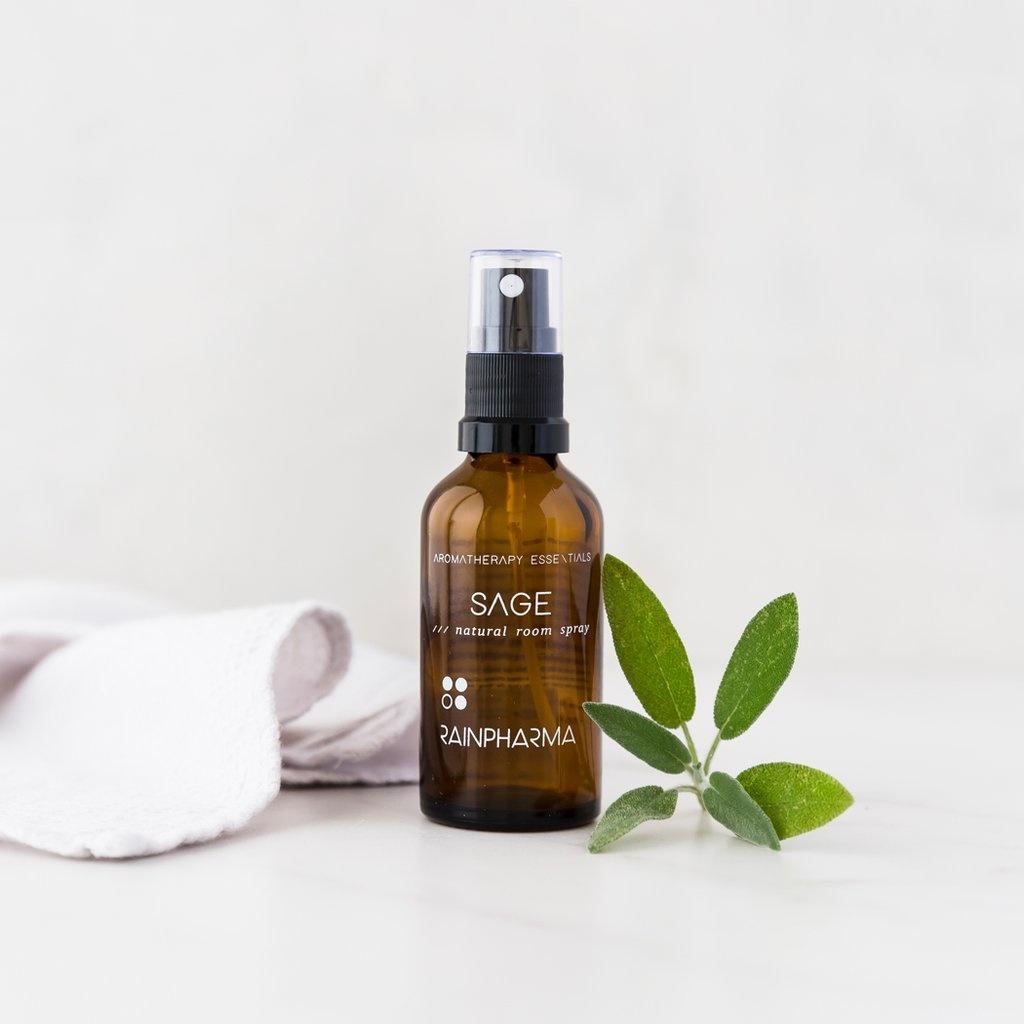 Natural Room Spray Sage-2