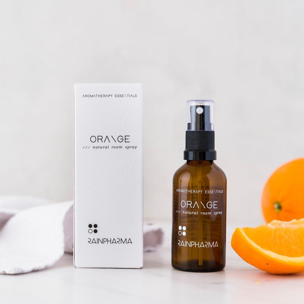 Natural Room Spray Orange-1