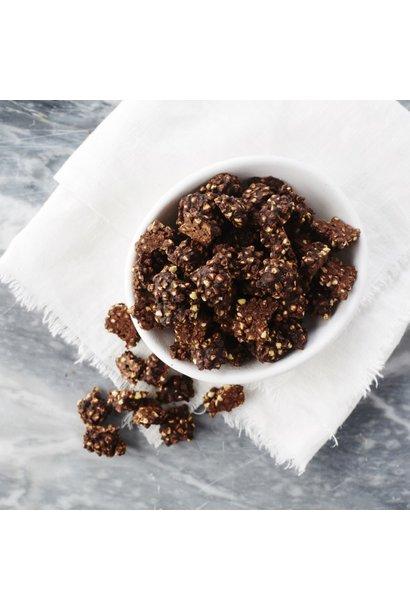 Donkere chocolade RAWnola