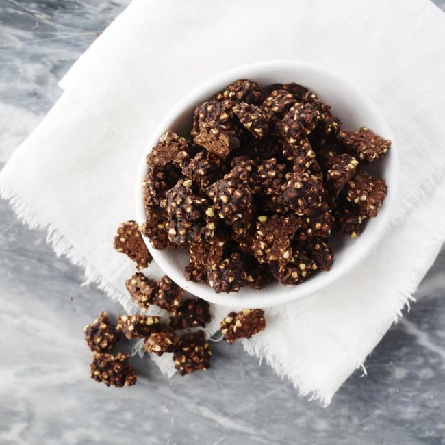 Donkere chocolade RAWnola-1