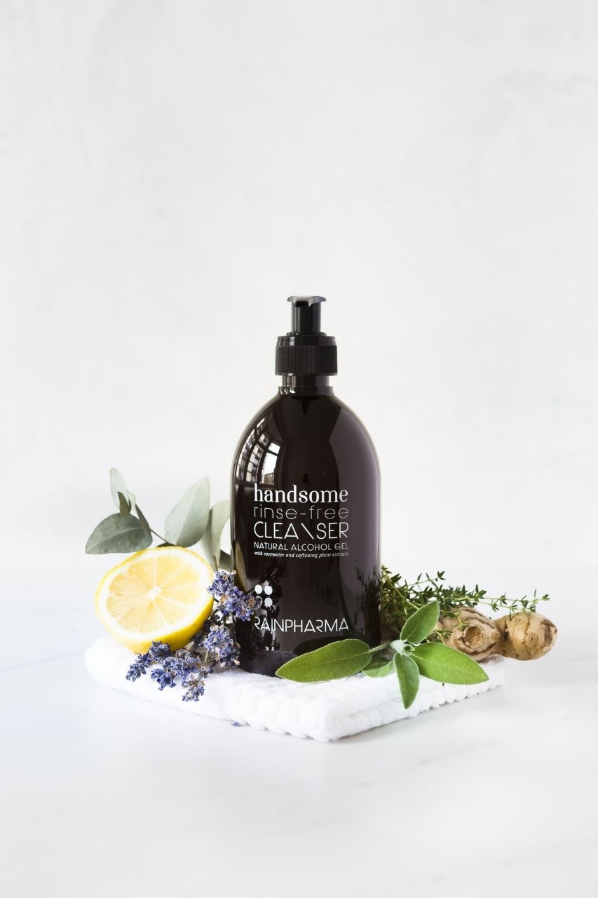 Handsome Rinse-Free Cleanser-1