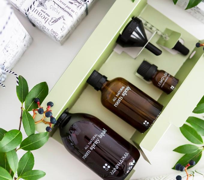 Home Frangrance Lab + Lemongrass Skinwash 100 ml of Eucalyptus Skinwash 100ml-3