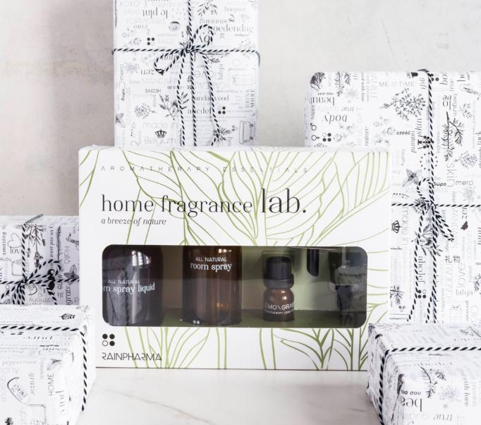 Home Frangrance Lab + Lemongrass Skinwash 100 ml of Eucalyptus Skinwash 100ml-2