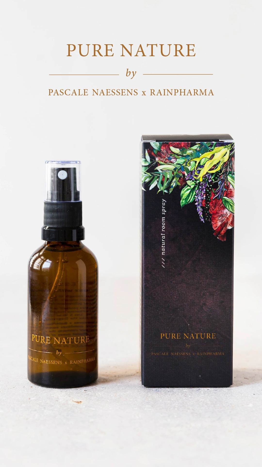 Natural Room Spray Pure Nature-1
