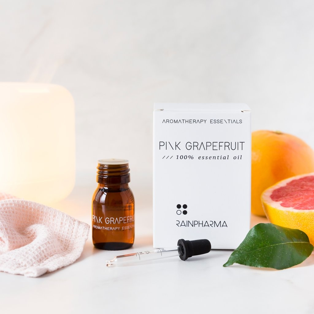 Essential Oil Pink Grapefruit-2