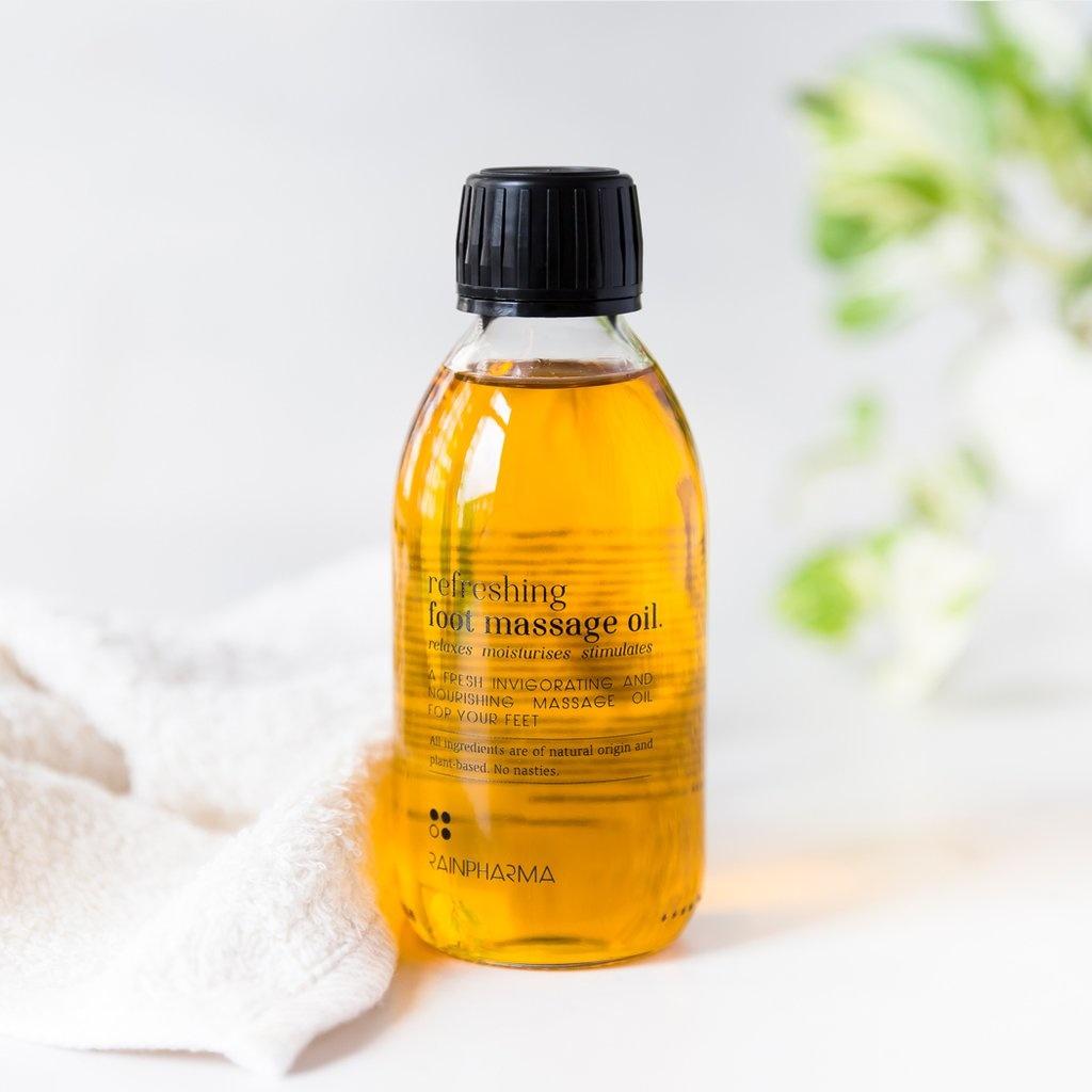 Refreshing Foot Massage Oil-1