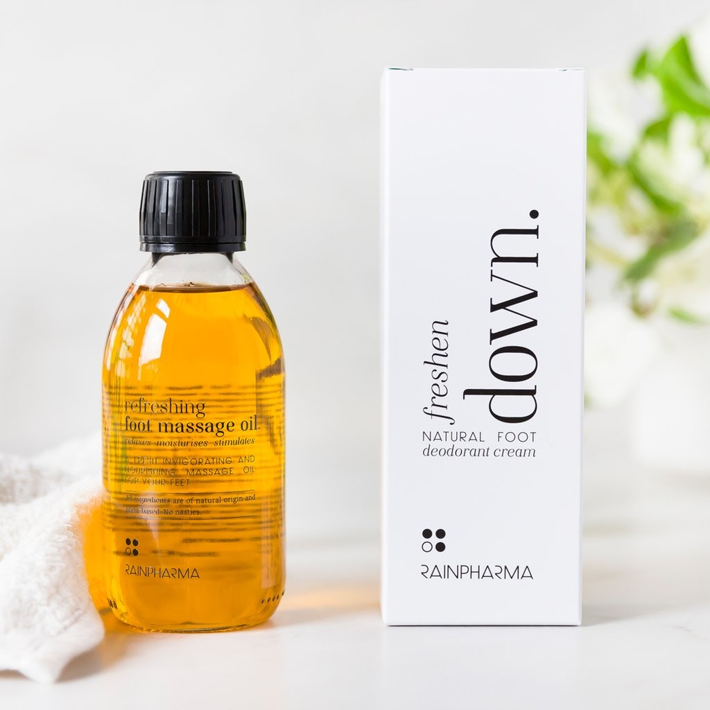 Refreshing Foot Massage Oil-2