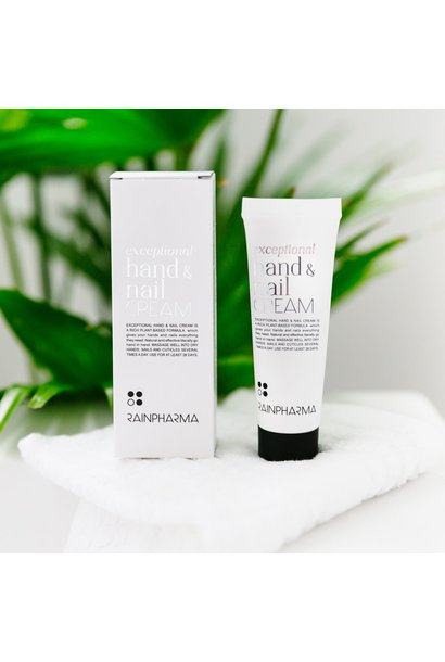Exceptional Hand & Nail Cream