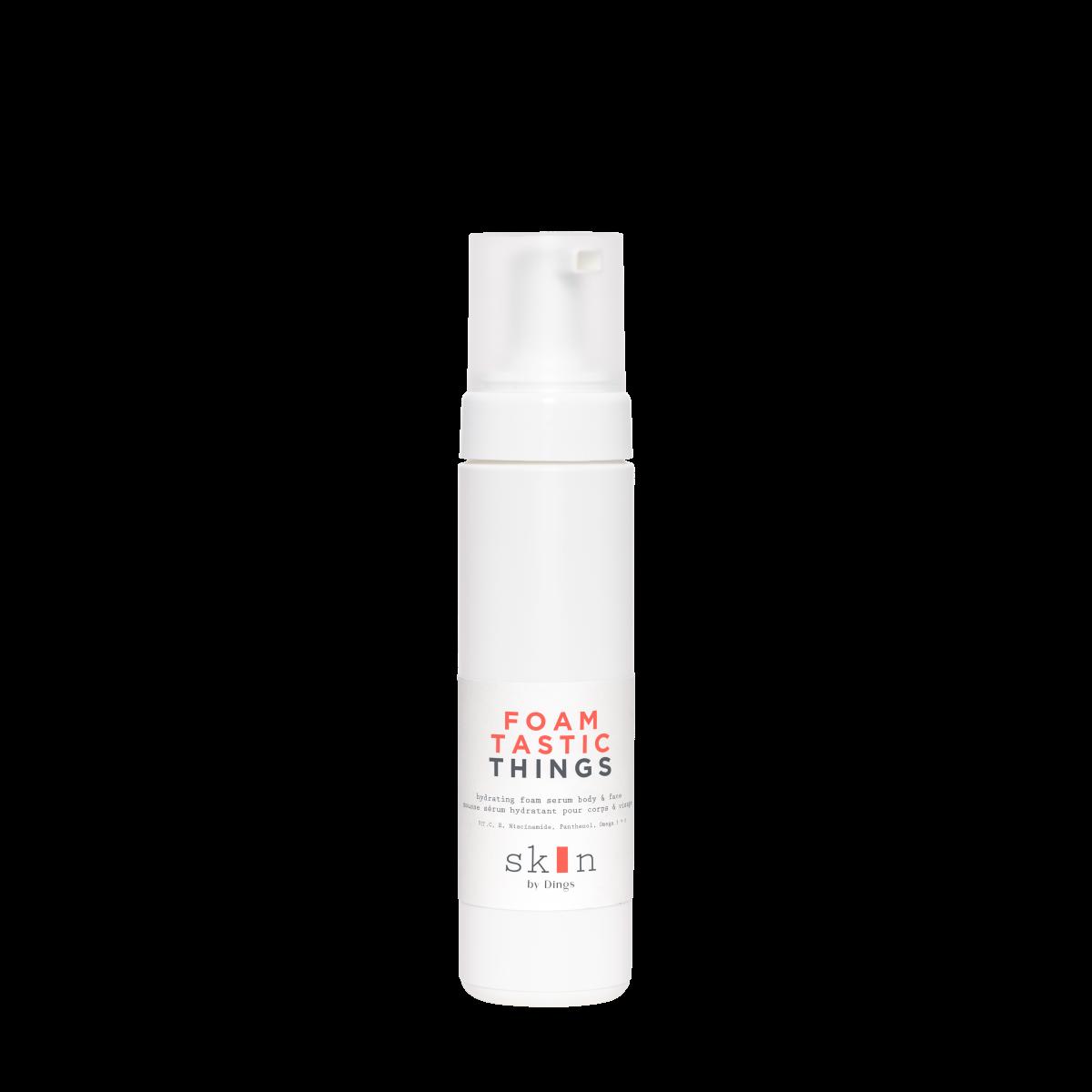 FOAM TASTIC THINGS - hydrating foam serum body & face-1