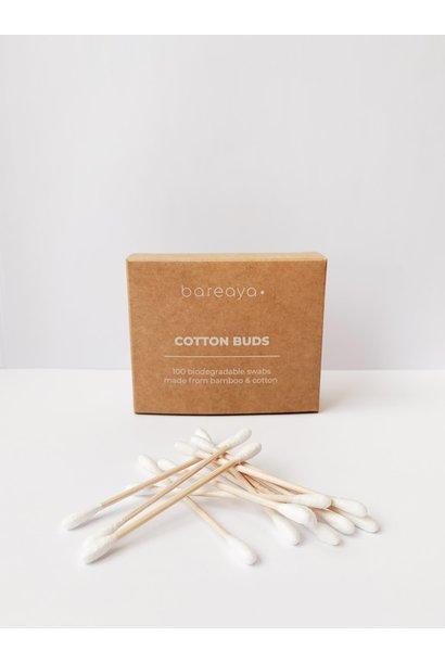 Cotton & Bamboo Buds