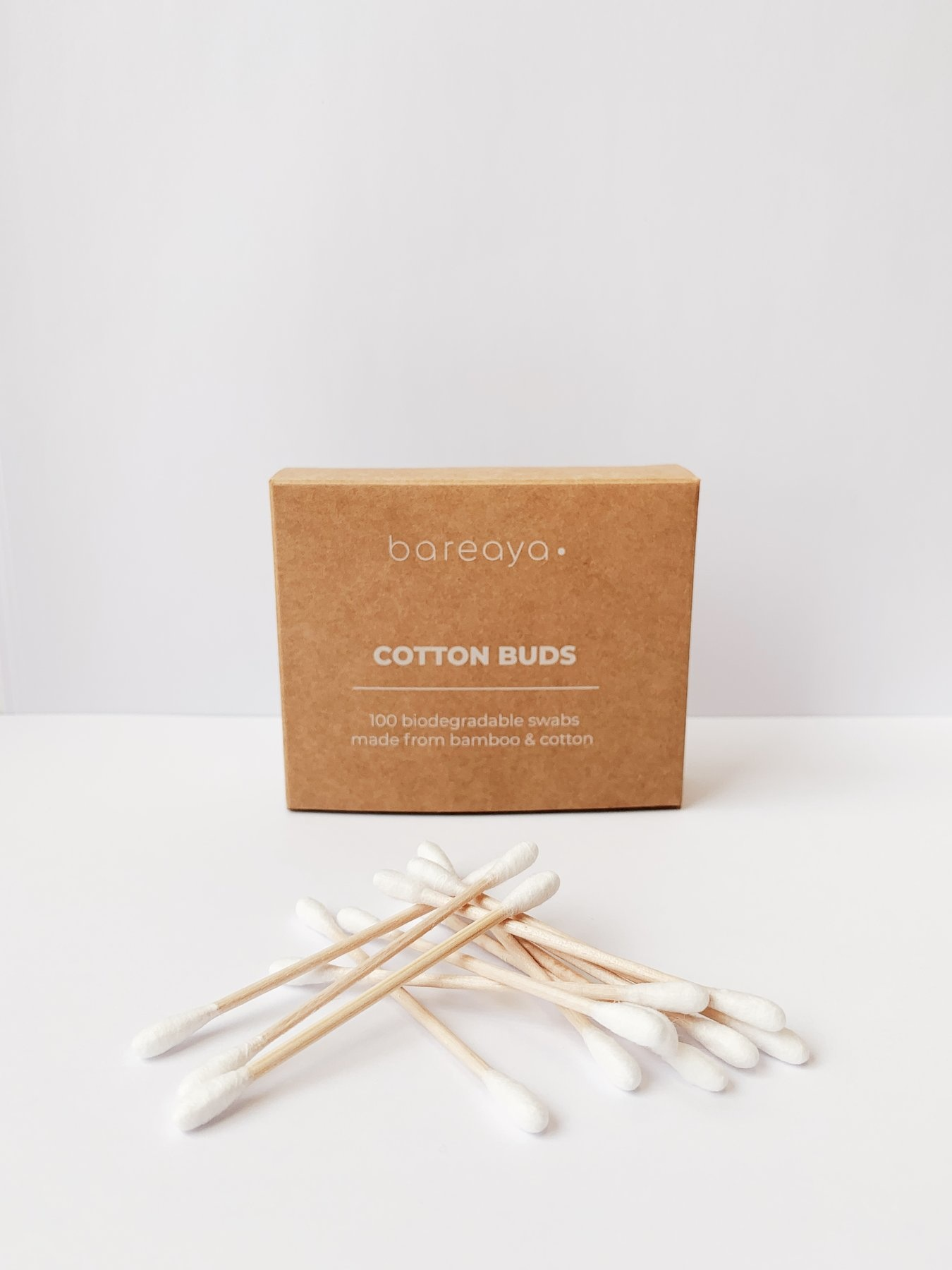 Cotton & Bamboo Buds-1