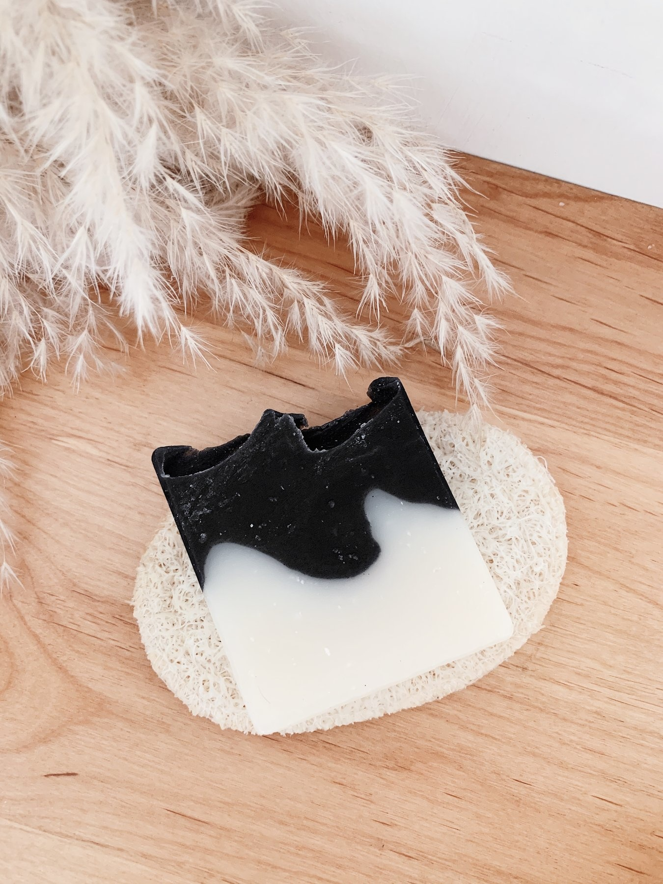 Loofah Soap Holder-2