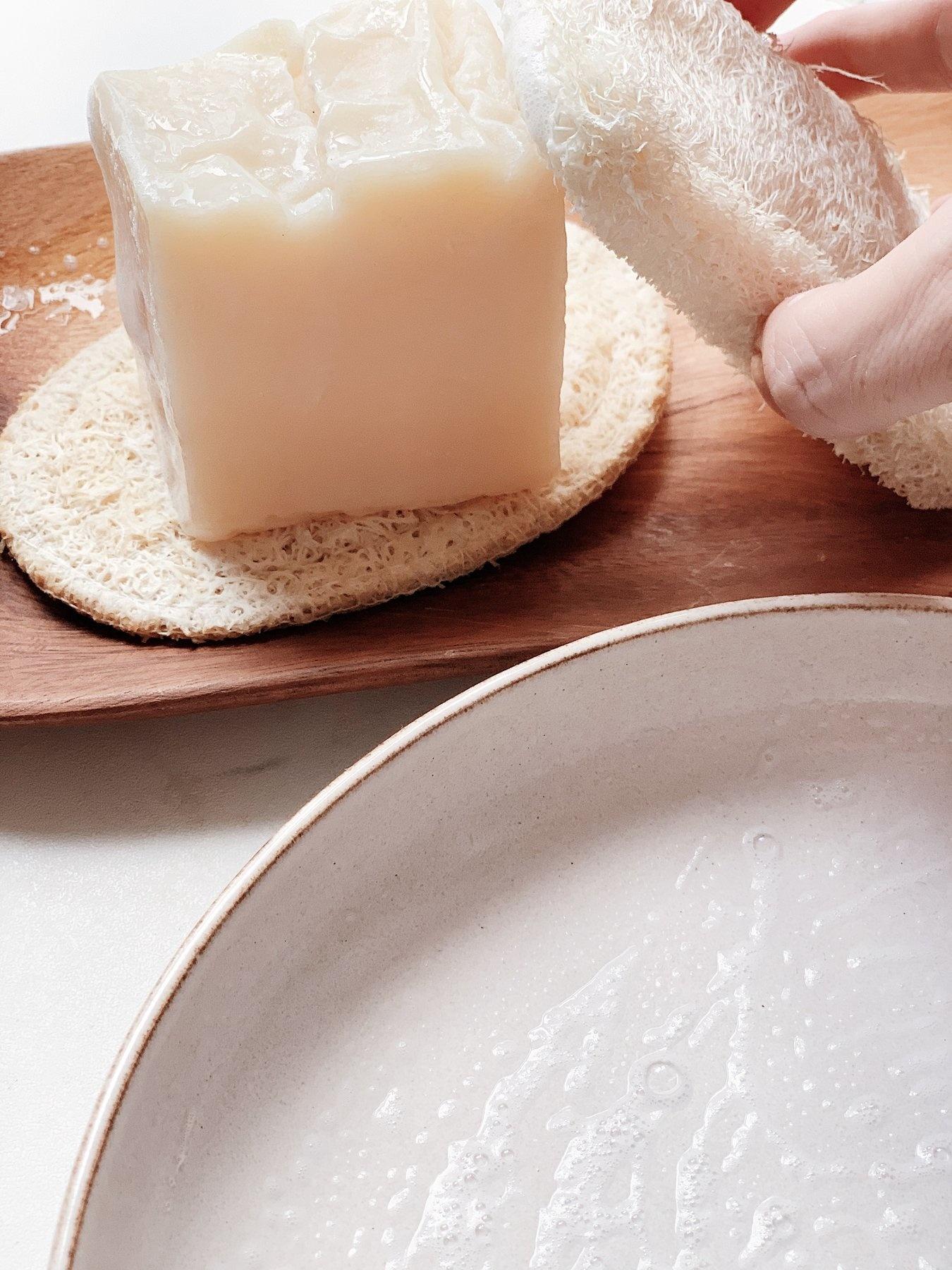 Loofah Soap Holder-4