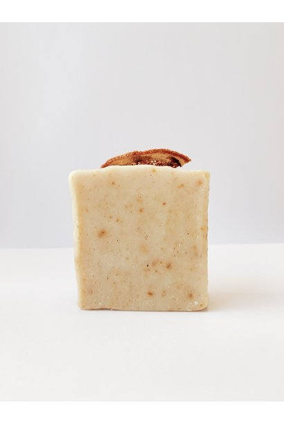 Natural Soap - Orange & Bergamot