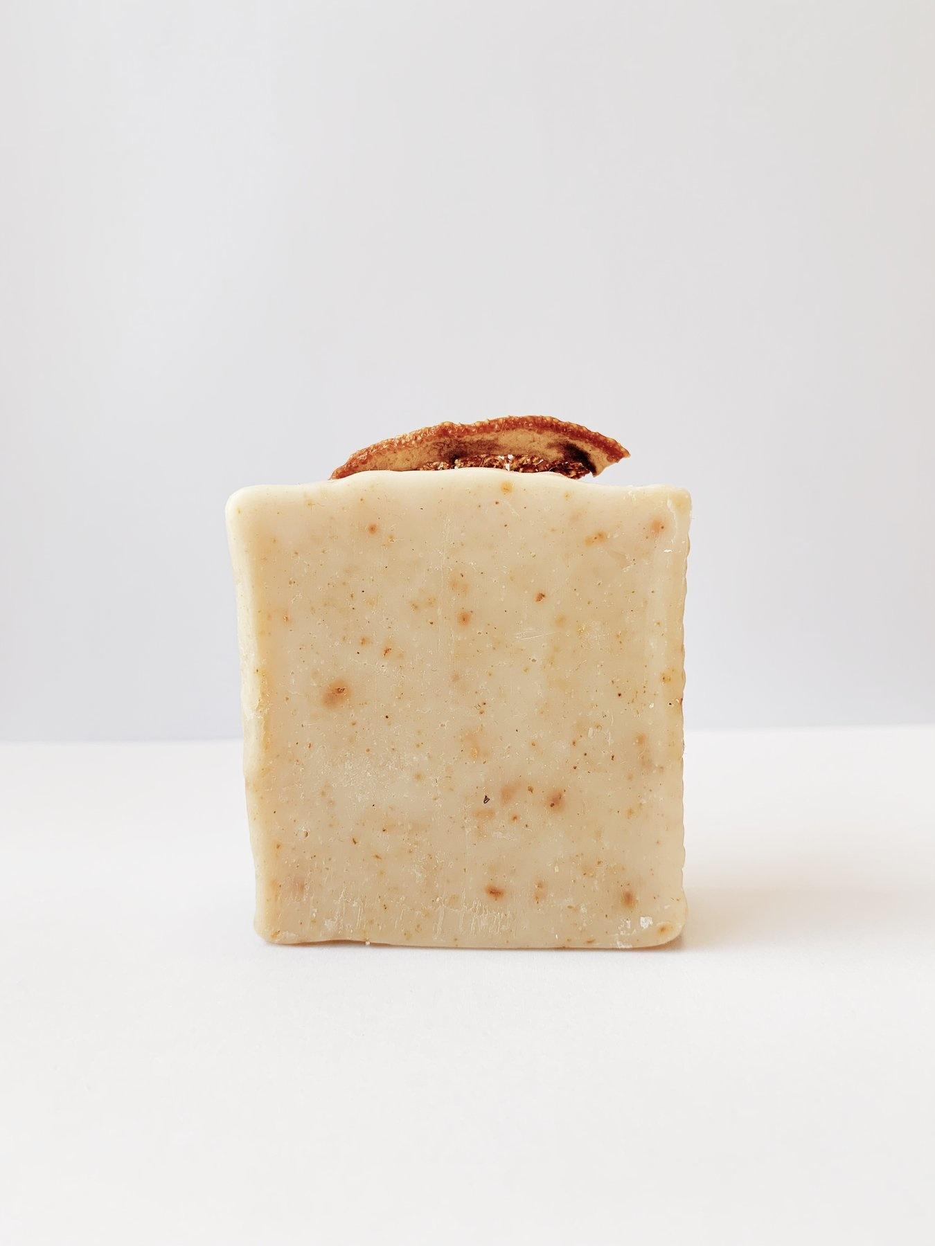 Natural Soap - Orange & Bergamot-1
