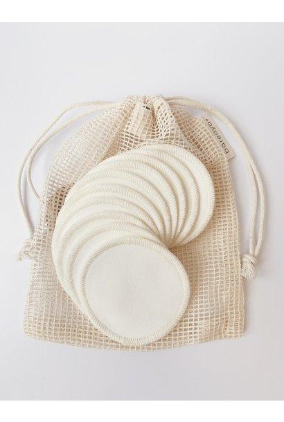 Organic Cotton Rounds