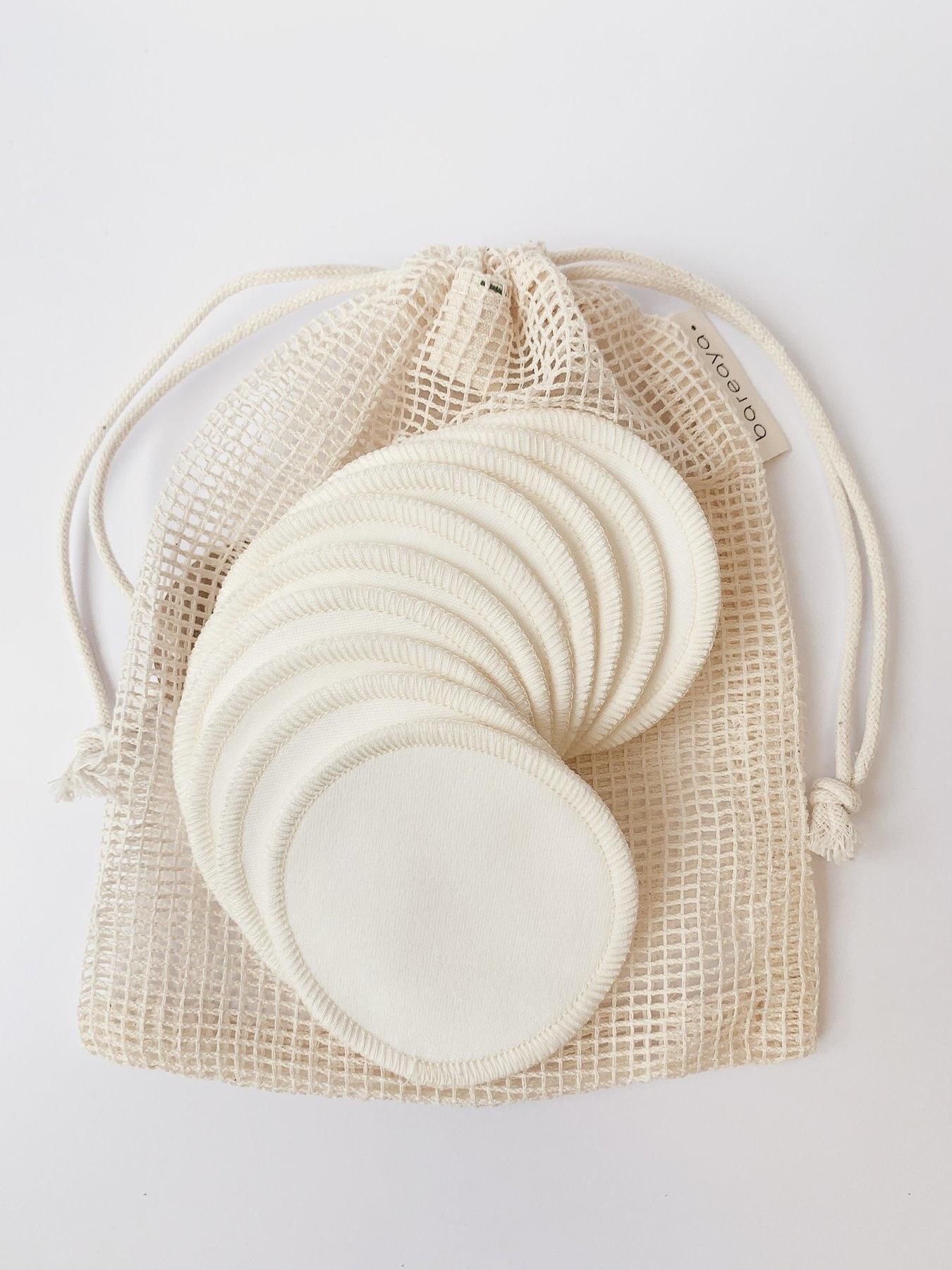 Organic Cotton Rounds-1