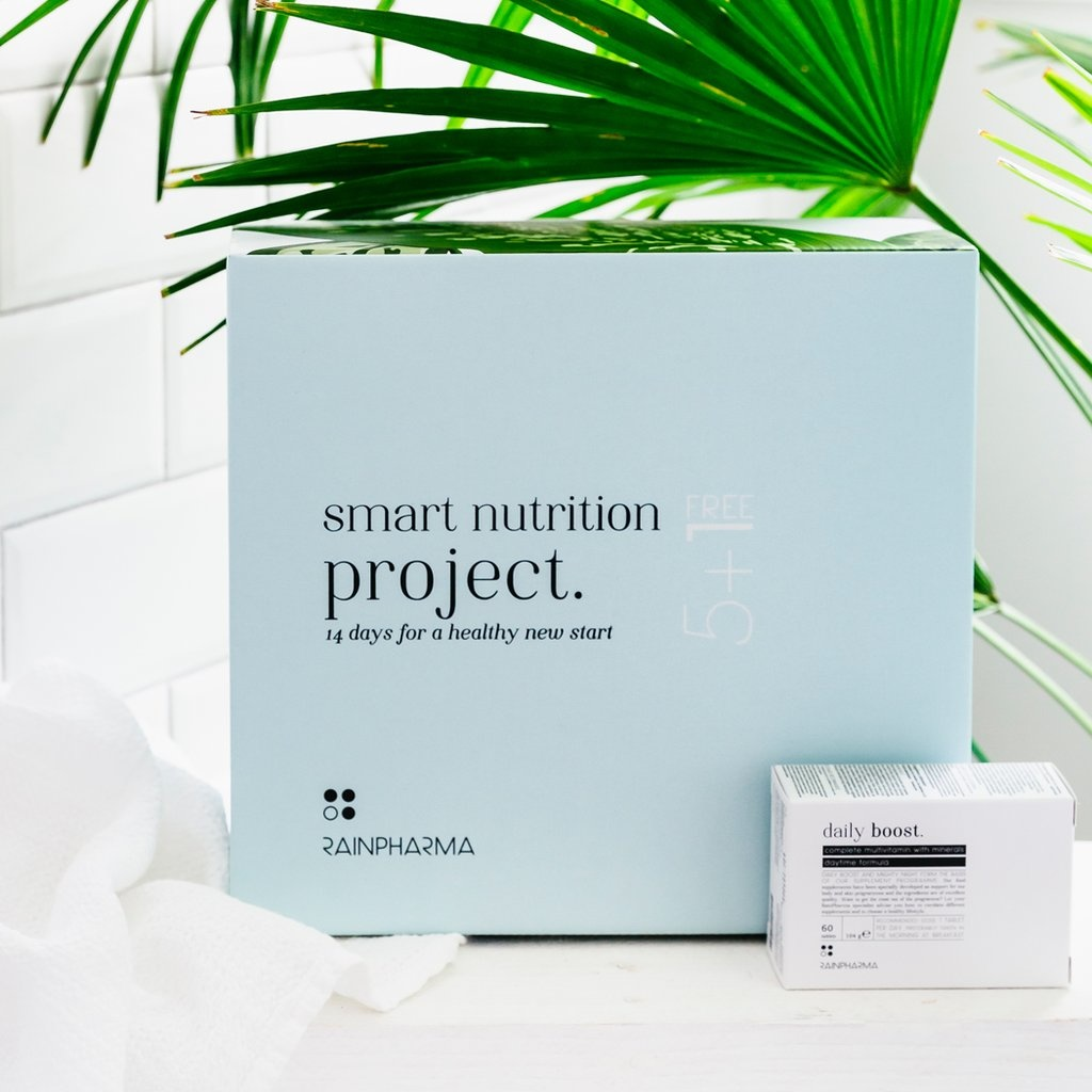 SNP - SMART NUTRITION BOX 5+1-2
