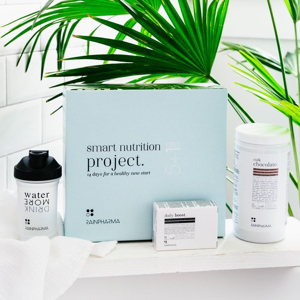 SNP - SMART NUTRITION BOX 5+1-3