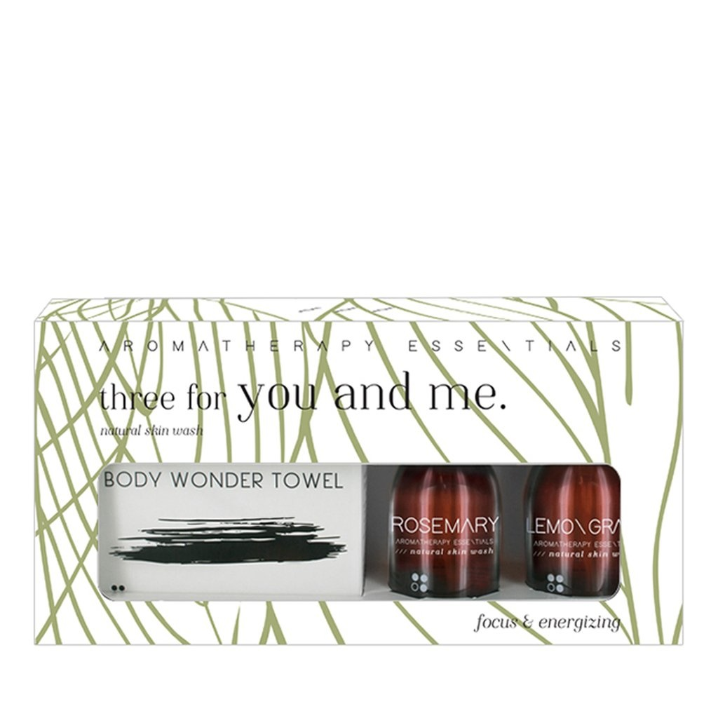 Three For You And Me - Focus & Energizing-1