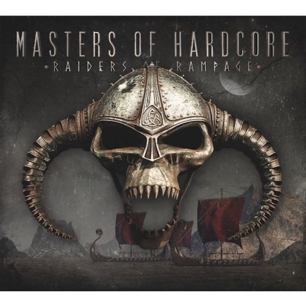 Masters of Hardcore RAIDERS OF RAMPAGE ALBUM