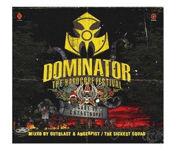 Masters of Hardcore DOMINATOR 2012 - CAST OF CATASTROPHE ALBUM
