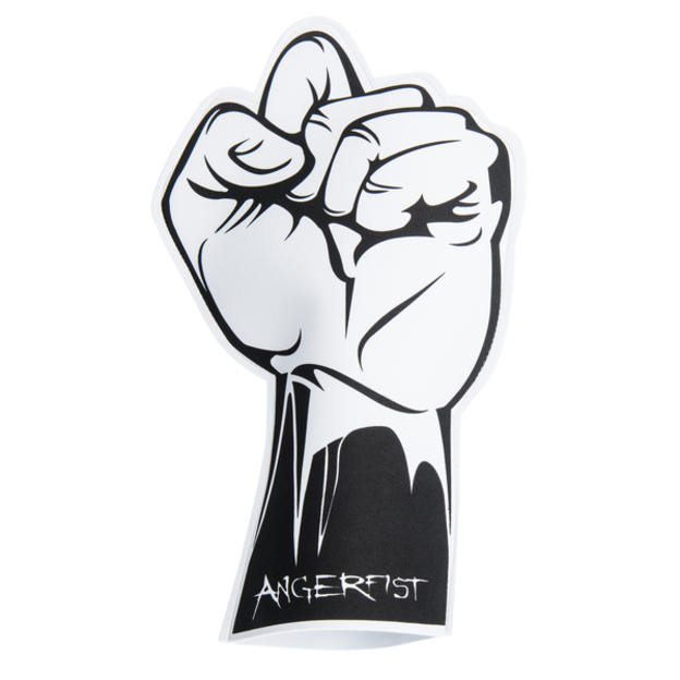 Angerfist RAISE YOUR FIST!