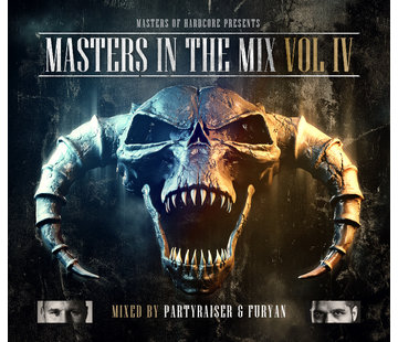 Masters of Hardcore MASTERS IN THE MIX VOL. 4
