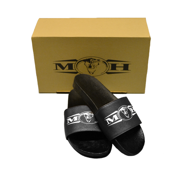 Masters of Hardcore MOH SLIPPERS