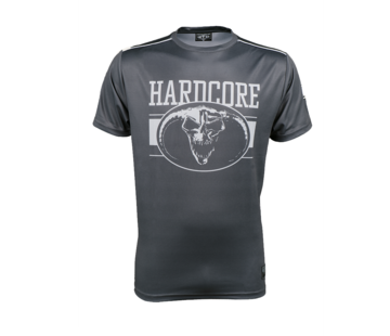 Masters of Hardcore MOH 2019 GREY SOCCERSHIRT