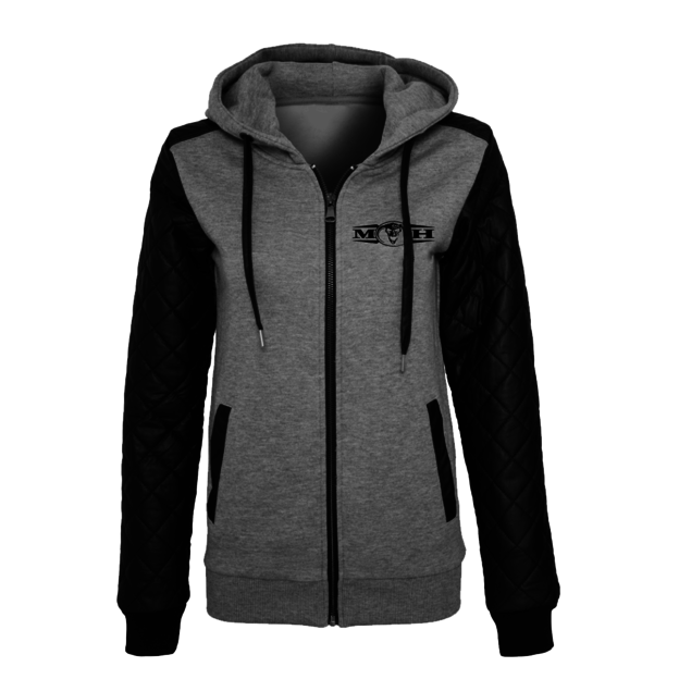 Masters of Hardcore MOH BLACK / GREY JACKET