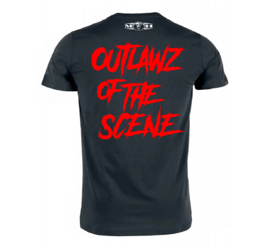 OUTLAWZ OF THE SCENE
