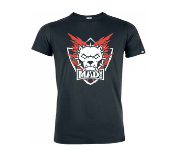 DJ Mad Dog MAD DOG RED SHIRT