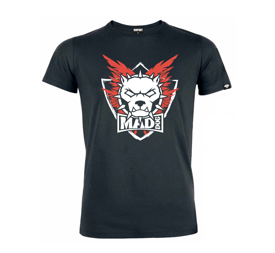 MAD DOG RED SHIRT