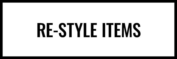 Shop Re-Style