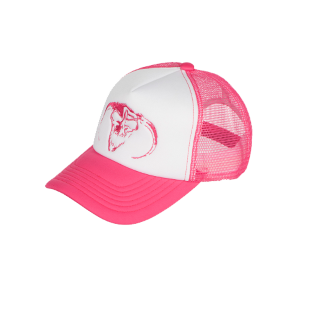 Masters of Hardcore MOH PINK TRUCKERS CAP