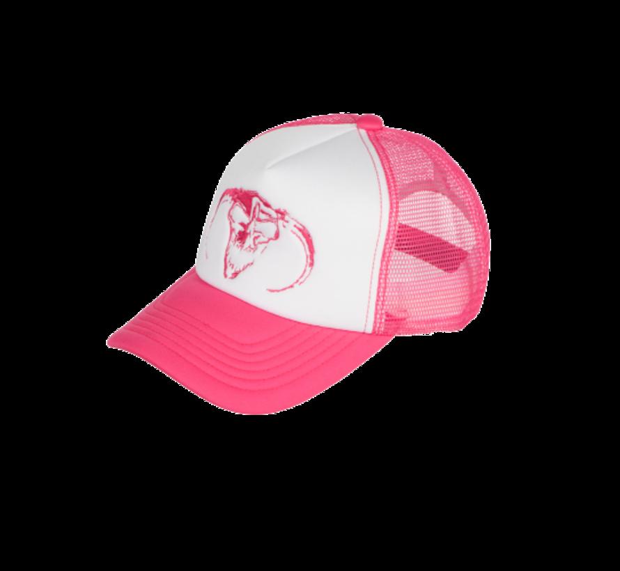 MOH PINK TRUCKERS CAP