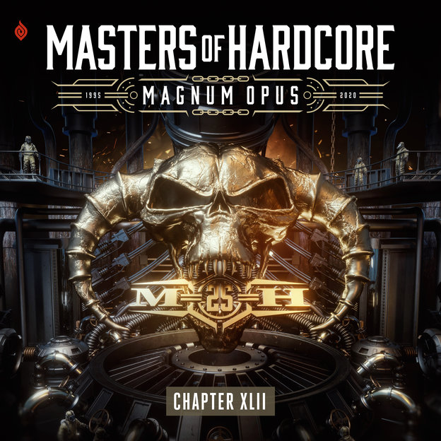 Masters of Hardcore MASTERS OF HARDCORE - MAGNUM OPUS