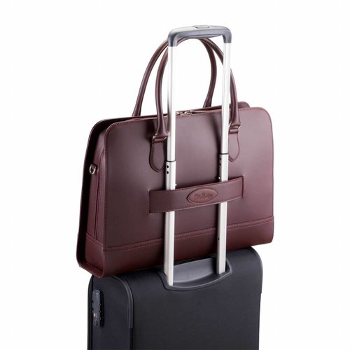 "Su.B 13,3"" Dames Laptoptas met Trolleyriem 