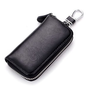Su.B Key Case with 6 Hooks Black